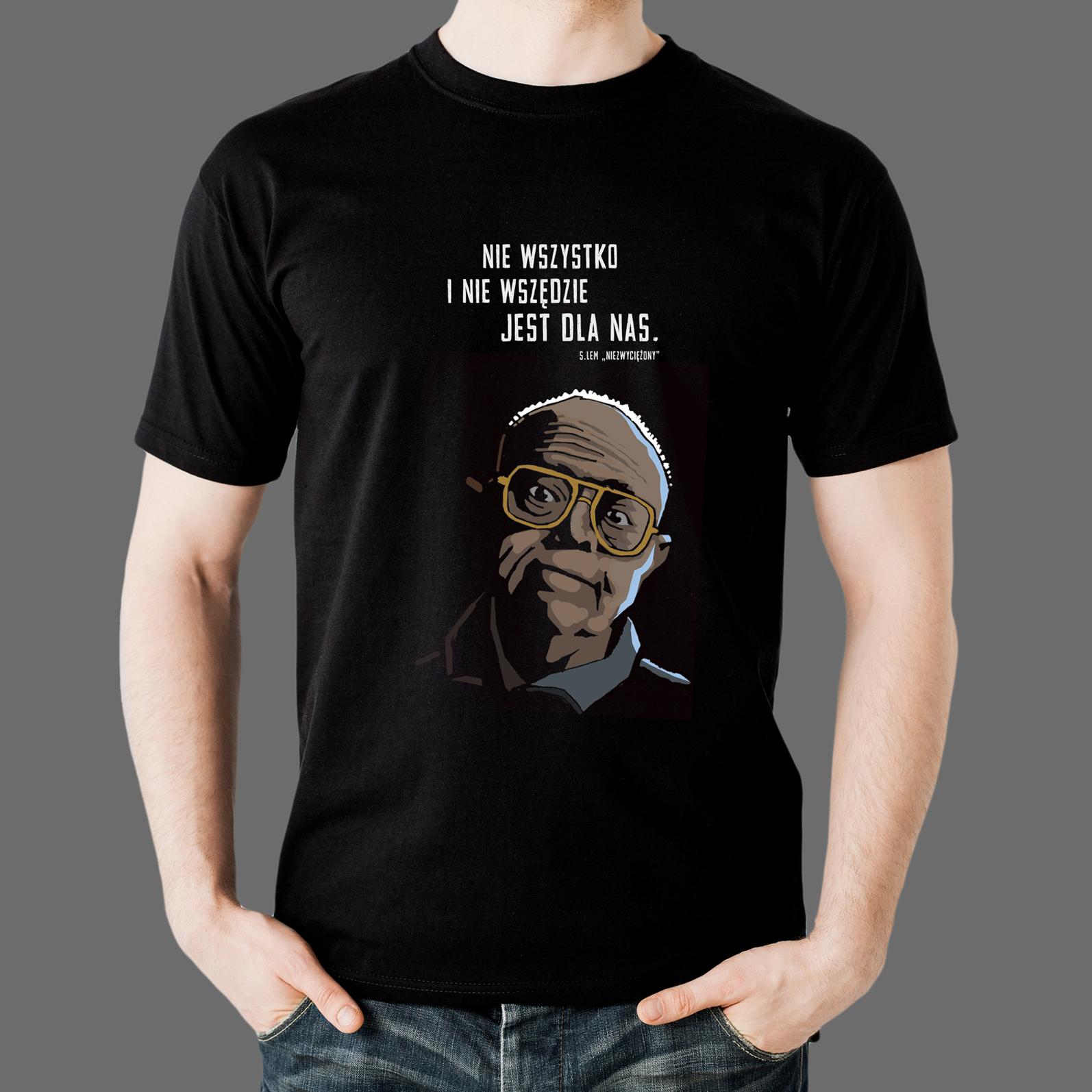 koszulka model